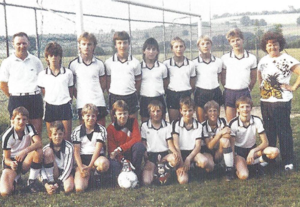 C-Jugend Meister 1987/1988